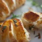 Kuchnia: Rogaliki z camembertem