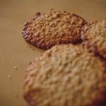 Kuchnia: Angielskie ciasteczka owsiane