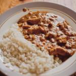 Kuchnia: Curry z kurczakiem i kukurydzą