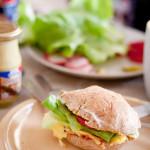 Kuchnia: Ulubione bułki z siemienień lnianym