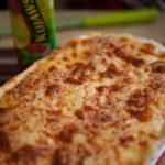 Bardzo pomidorowa lasagne z kaparami