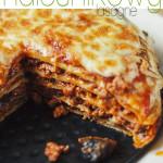 Kuchnia: Tort naleśnikowy lasagne