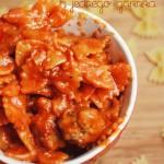 Kuchnia: Makaron z klopsikami z jednego garnka