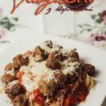 Kuchnia: Spaghetti z klopsikami