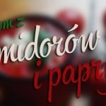 Kuchnia: Krem z pieczonych pomidorów i papryki