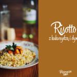 Kuchnia: Risotto z kukurydzą i dynią
