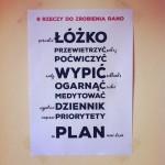 Blog: Poranny plakat motywacyjny (POBIERZ DARMOWY)