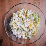 W kuchni: Sałatka ryżowa